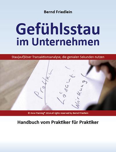 Friedlein, Bernd - Friedlein, Bernd - Gefühlsstau im Unternehmen