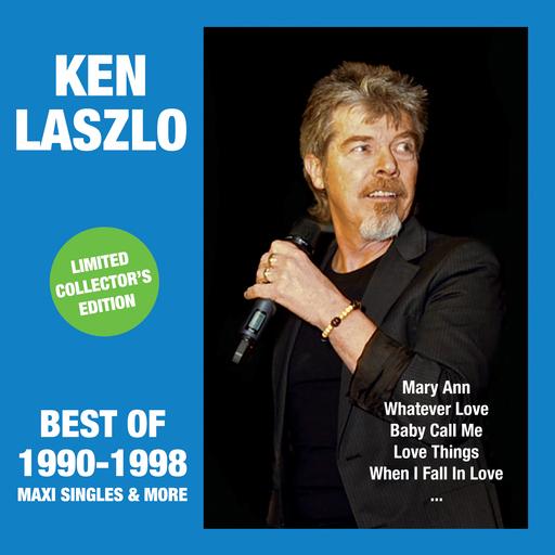 Ken Laszlo - Best of 1990 - 1998