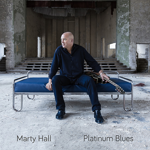 Marty Hall - Marty Hall - Platinum Blues