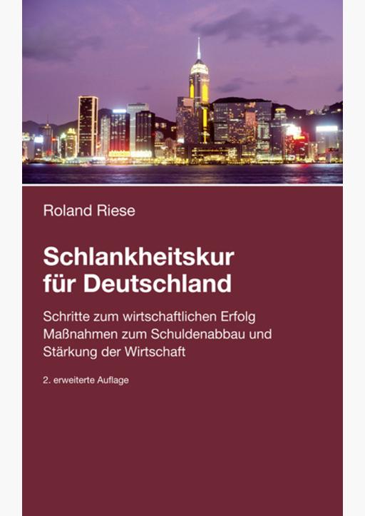Riese, Roland - Schlankheitskur für Deutschland