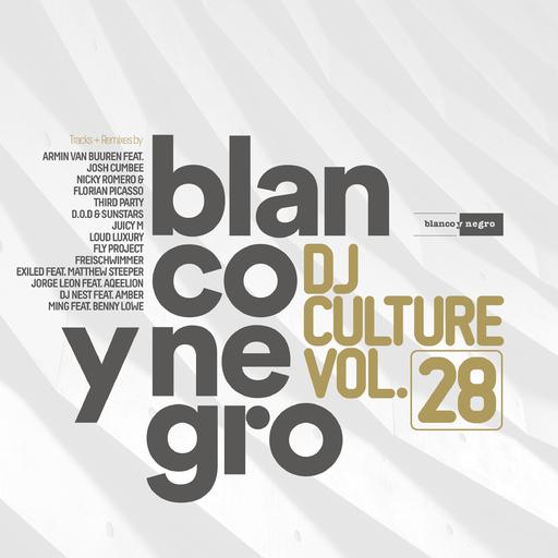 Various Artists - Various Artists - Blanco Y Negro DJ Culture Vol.28