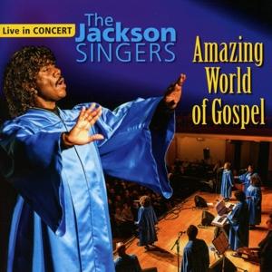 The Jackson Singers - The Jackson Singers - Amazing World Of Gospel