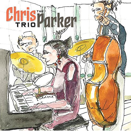 Chris Parker, Kyoko Oyobe & Ameen Saleem - The Chris Parker Trio