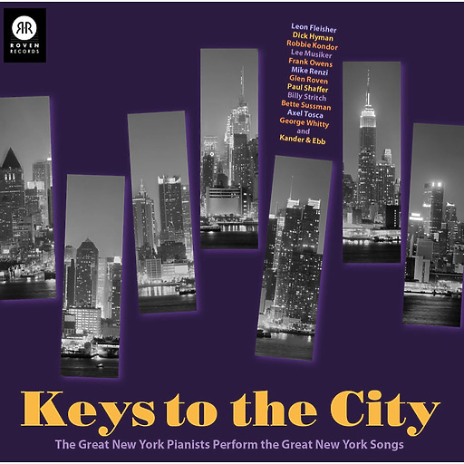 Various Artists - Keys to the City - The Great New York Pianists