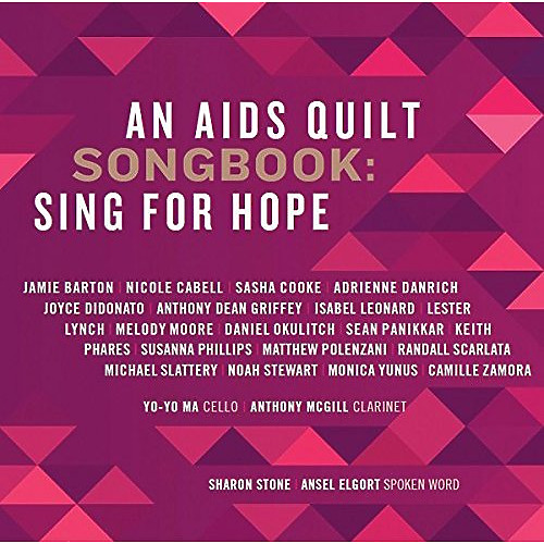 Various Artists - An AIDS Quilt Songbook: Sing for Hope