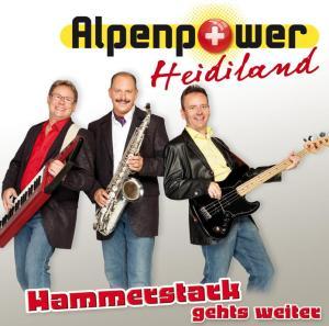 Alpenpower Heidiland - Hammerstark geht's weiter