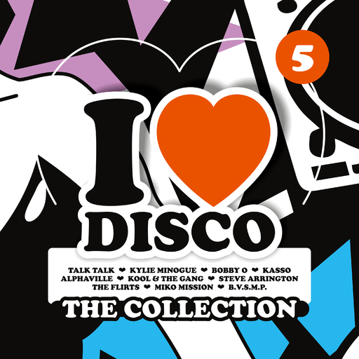 Various Artists - Various Artists - I Love Disco Collection Vol. 5