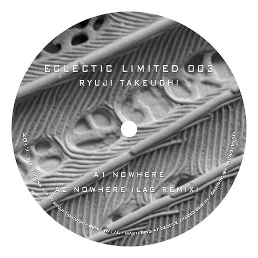 Ryuji Takeuchi - Ryuji Takeuchi - Eclectic limited 003