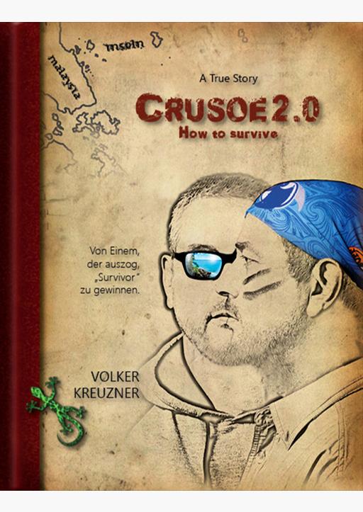 Kreuzner, Volker - Crusoe 2.0