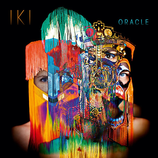 Iki - Iki - Oracles LP - Gatefold Cover