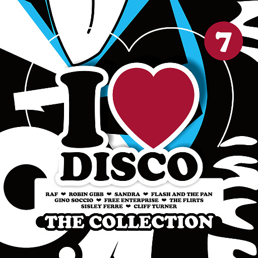 Various Artists - I Love Disco Collection Vol. 7