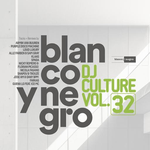 Various Artists - Various Artists - Blanco Y Negro DJ Culture Vol. 32