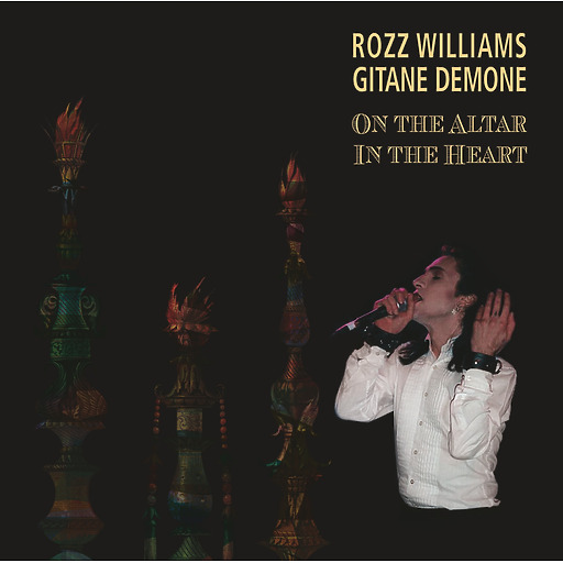 Rozz Williams & Gitane Demon - On The Altar / In The Heart