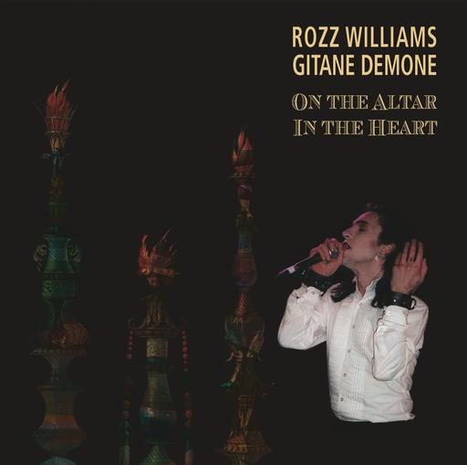 Rozz Williams & Gitane Demon - On The Altar / In The Heart