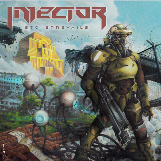 Injector - Stone Prevails