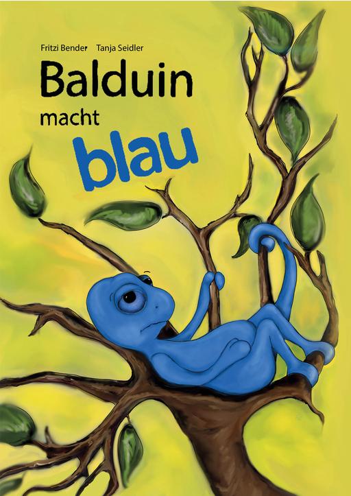 Bender, Fritzi - Balduin macht blau