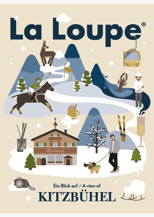 Skardarasy, Banjamin und Skardarasy, Julia - La Loupe Kitzbühel No. 1 - Winterausgabe
