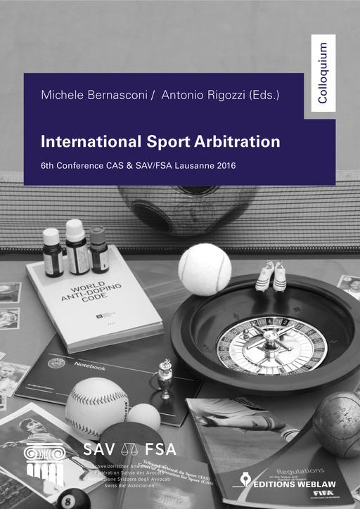 Mehrere Autoren - Mehrere Autoren - International Sport Arbitration