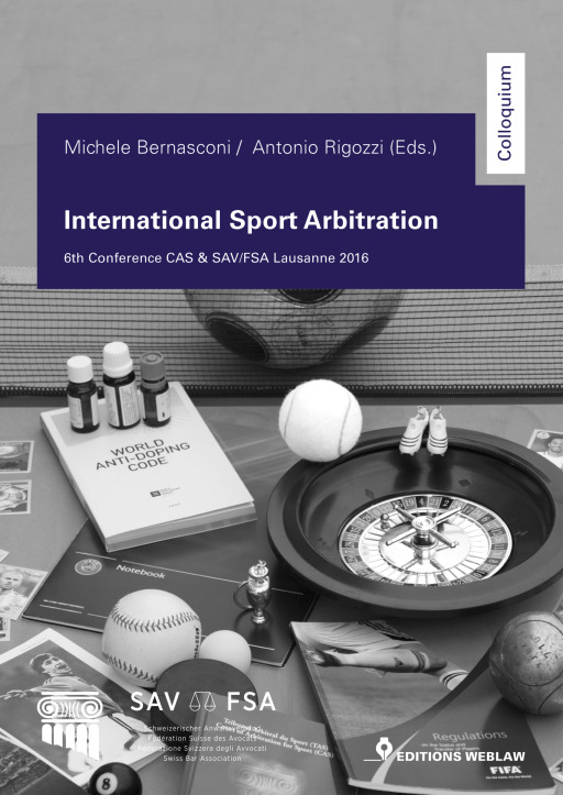 Mehrere Autoren - International Sport Arbitration