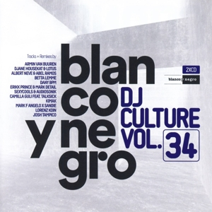 Various Artists - Blanco Y Negro DJ Culture Vol. 34