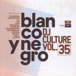 Various Artists - Various Artists - Blanco Y Negro DJ Culture Vol. 35