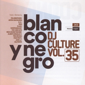 Various Artists - Blanco Y Negro DJ Culture Vol. 35