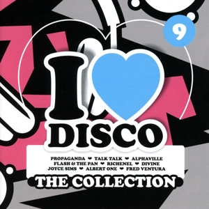Various Artists - Various Artists - I Love Disco Collection Vol. 9