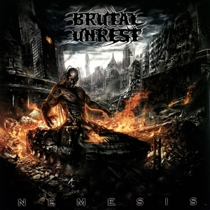 Brutal Unrest - Nemesis (Limited coloured vinyl incl. CD)