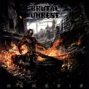 Brutal Unrest - Nemesis (Limited  black vinyl incl. CD)