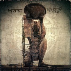 Maat - Monuments Will Enslave (Black Vinyl)
