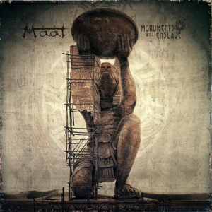 Maat - Monuments Will Enslave (Limited Red Sea Vinyl)