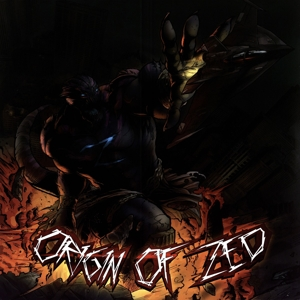 Origin of Zed - Origin of Zed (Black Vinyl)