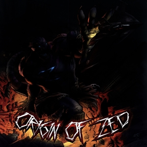 Origin of Zed - Origin of Zed (Limited Coloured Vinyl)