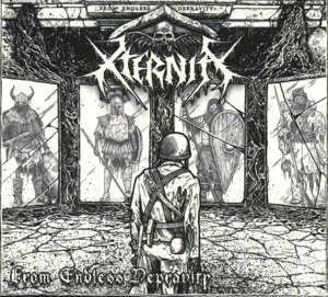 Xternity - Xternity - From Endless Depravity (Limited First Edition)