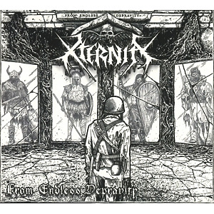 Xternity - From Endless Depravity (Limited First Edition)