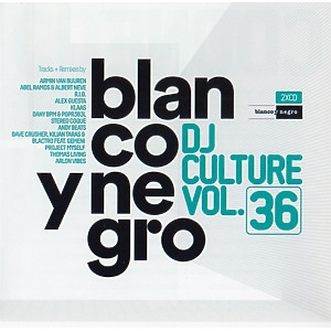 Various Artists - Blanco Y Negro DJ Culture Vol. 36
