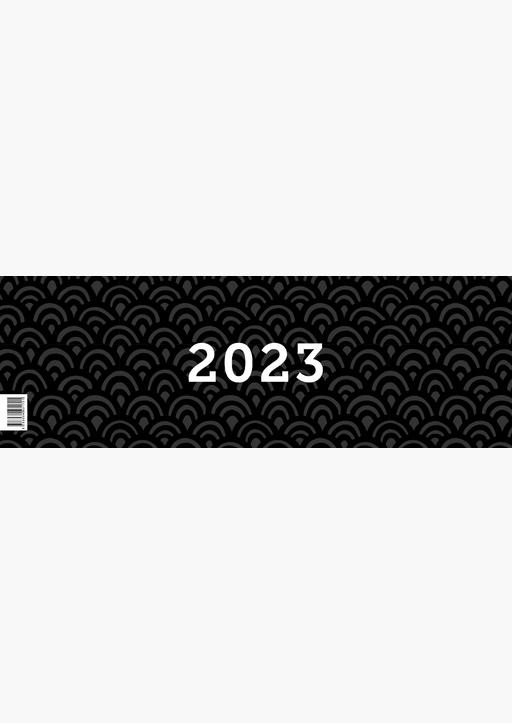 Heisenberg, Sophie - Tischkalender 2020 - Querkalender