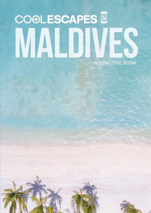 Beyer, Sabine & Kunz, Martin Nicholas - COOL ESCAPES MALDIVES