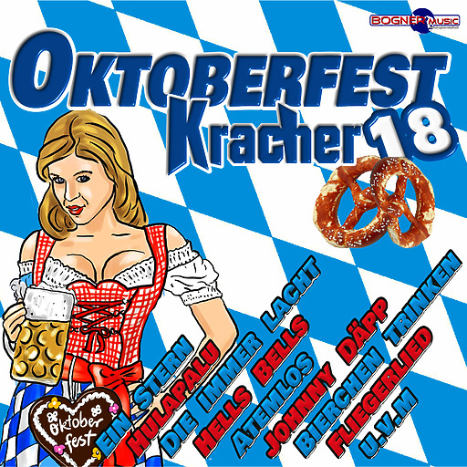Various Artists - Oktoberfest Kracher 18