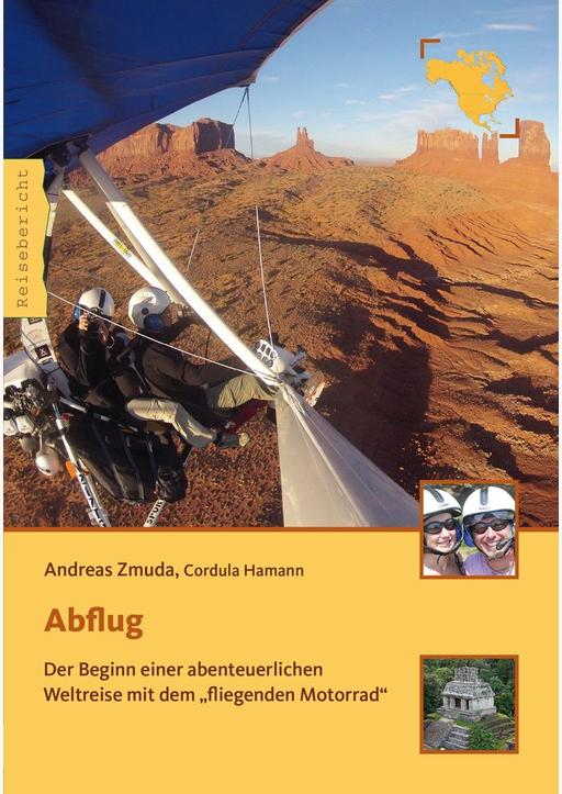 Zmuda, Andreas / Harmann Cordula - Abflug
