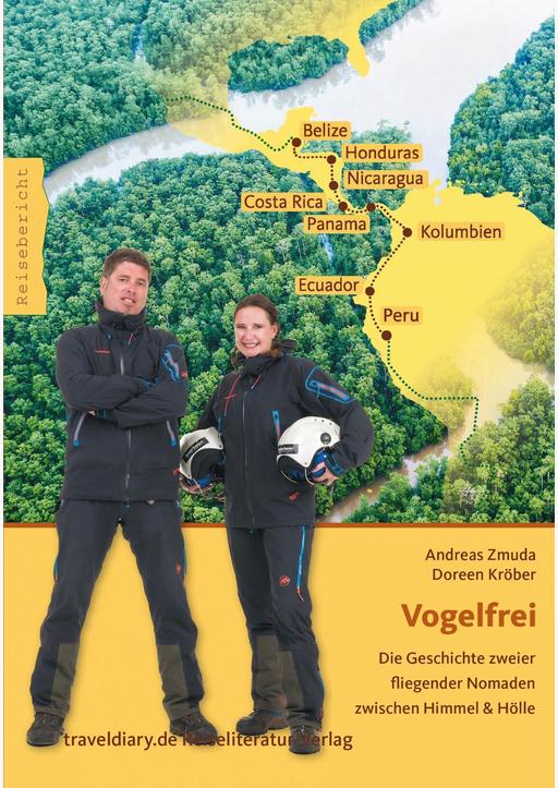 Zmuda, Andreas / Kroeber, Doreen - Vogelfrei
