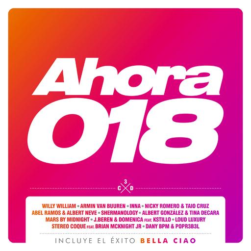 Various Artists - Various Artists - Ahora 018