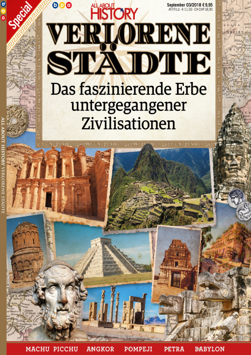 Buss, Oliver - ALL ABOUT HISTORY – Verlorene Städte