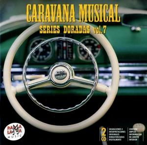 Various Artists - Caravana Musical Series Doradas, Vol. 7