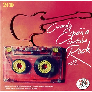 Various Artists - Cuando Espana Cantaba Rock, Vol. 2