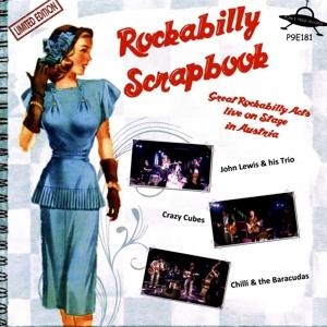 Various Artists - Rockabilly Scrapbook - Great Rockabilly Acts Live