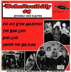 Various Artists - Schnitzelbilly - Rockabilly made in Austria Vol. 4