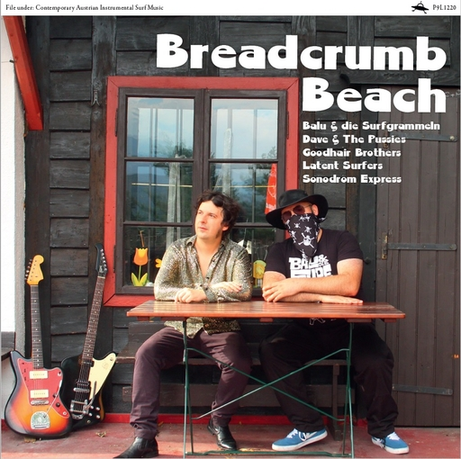 Various Artists - Various Artists - Breadcrumb Beach - Contemporary Austrian Surf Musi