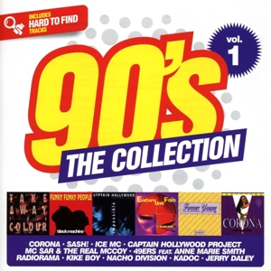Various Artists - 90's - The Collection, Vol. 1