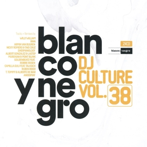 Various Artists - Blanco Y Negro DJ Culture Vol. 38
